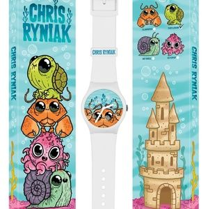 Jewelry - Watch by chris ryniak clawmper